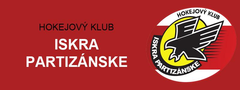 Hokej: HK Iskra Partizánske - PHC Budapešť @ Zimný štadión