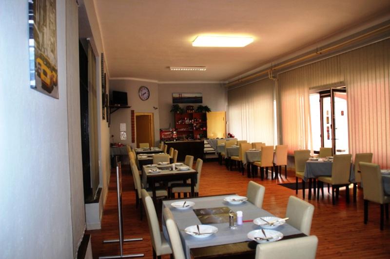 Staničná reštaurácia Partizánske