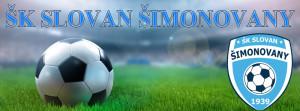 Futbal: ŠK Slovan Šimonovany - FC Slovan Hlohovec @ futbalový štadión