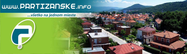 partizanske.info